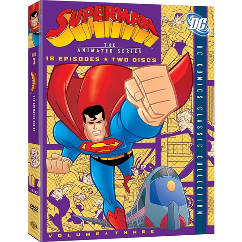 Superman: The Animated Series, Volume 3