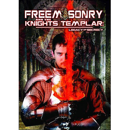 Freemasonry and the Knights Templar: Legacy of Secrecy [DVD] [2011]