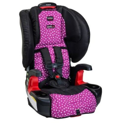 Britax Pioneer G1.1 Harness-2-Booster Car Seat - Confetti