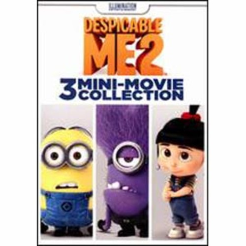 Despicable Me 2: 3 Mini-Movie Collection