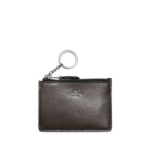 Mini Skinny Leather I.D. Case