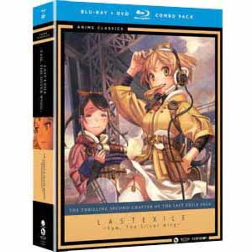 Last Exile - Fam, The Silver Wing: Season Two - Anime Classics[Blu-Ray][DVD]