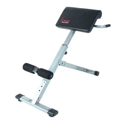 Sunny Health & Fitness Hyperextension Roman Chair