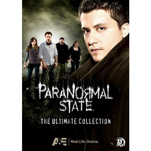 Paranormal State: The Ultimate Collection (13 Discs) (dvd_video)