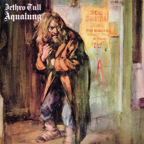 Aqualung [Steven Wilson Mix] [LP] - VINYL