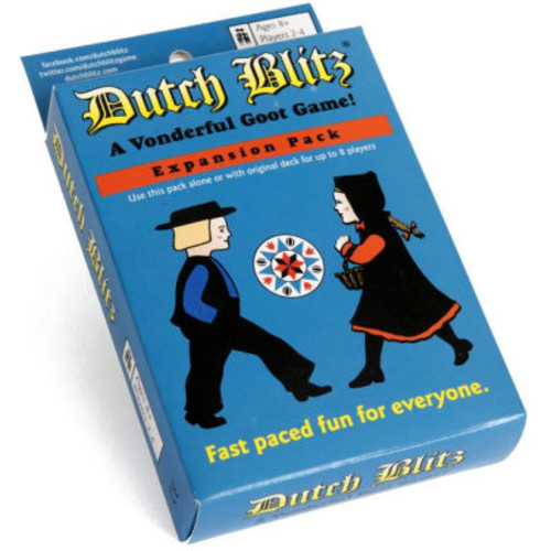 Dutch Blitz Expansion Game