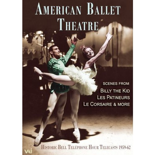 American Ballet Theatre: Historic Bell Telephone Hour Telecasts 1959-62 [DVD]