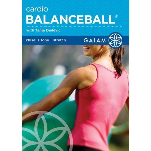 Cardio Balance Ball [DVD] [2007]