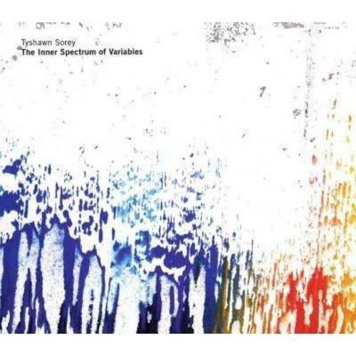 Tyshawn sorey - Inner spectrum of variables (CD)
