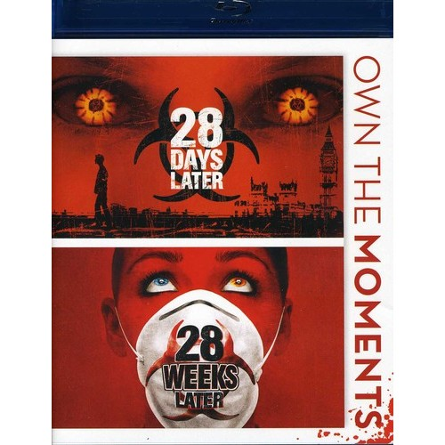28 Days Later / 28 Weeks Later (Blu-ray) (Widescreen)