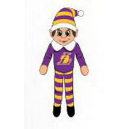Casey's Distributing Los Angeles Lakers Plush Elf