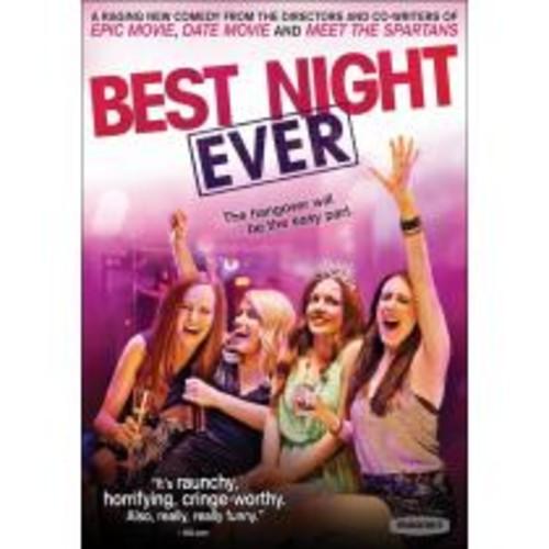 Best Night Ever [DVD] [2014]