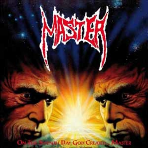 Master - On The Seventh Day God Created... Master [Vinyl]