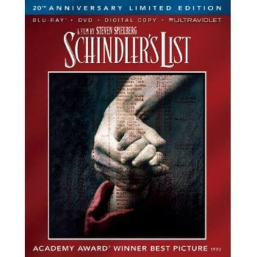 Schindlers List-20th Anniversary Limited Edition (Blu-ray)