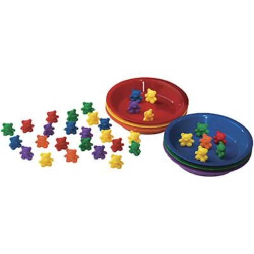 Counting & Sorting, Learning Resources Baby Bear Sorting Set