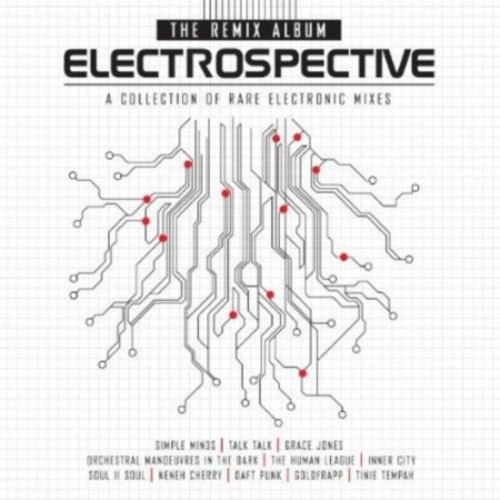 Electrospective: The Remix Album [CD]