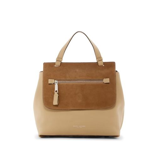 Large Waverly Top Handle Bag