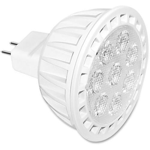 Satco MR16 White LED Light Bulbs, 7 Watts