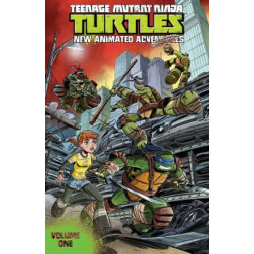 Teenage Mutant Ninja Turtles: New Animated Adventures, Vol. 1