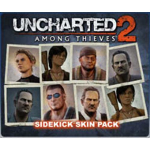 Uncharted 2: Sidekick Skin Pack [Digital]