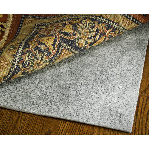 Safavieh Durapad Grey 6 ft. x 6 ft. Non-Slip Hard Surface Rug Pad