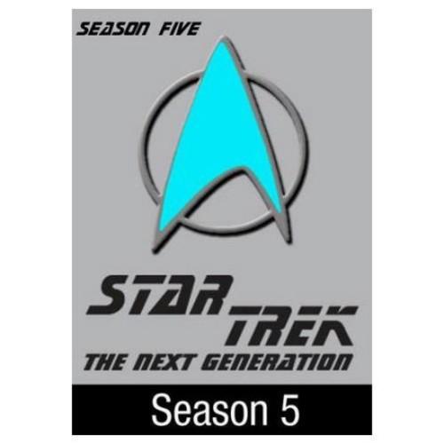 Star Trek: The Next Generation: Season 5 (1991)