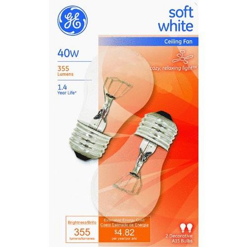 Satco A15 Incandescent Appliance Light Bulb - S3721