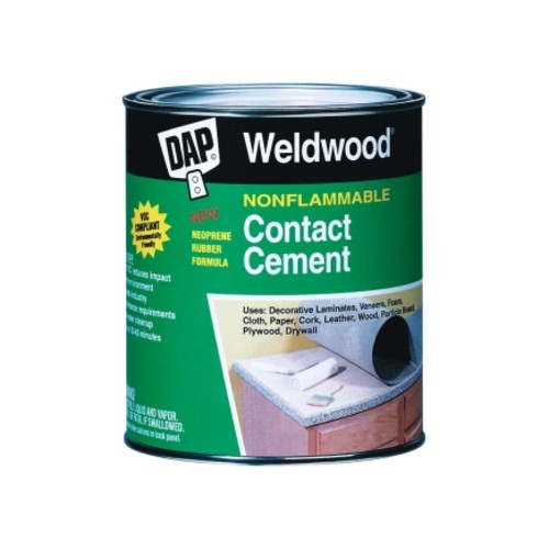DAP Weldwood Nonflammable Contact Cement 1 gal. (25336)