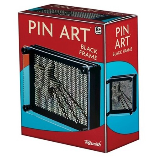 Classic PIN Art Black Frame Small Size TOY Desktop Office Impression