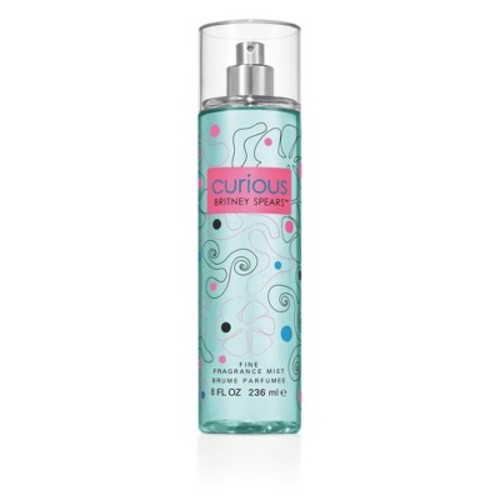 Curious by Britney Spears Fine Fragrance Mist Women's Perfume - 8.0 floz