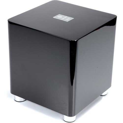 Sumiko S.0 (Black) Ultra-compact powered subwoofer