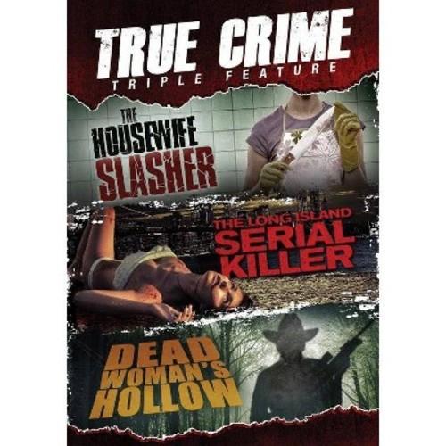 True Crime Triple Feature (DVD)