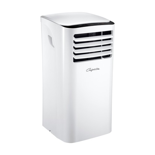 Comfort-Aire - 350 Sq. Ft. Portable Air Conditioner - White