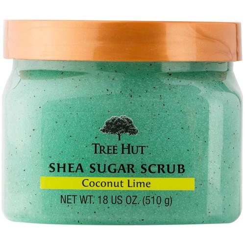 Shea Sugar Scrub [Coconut Lime]