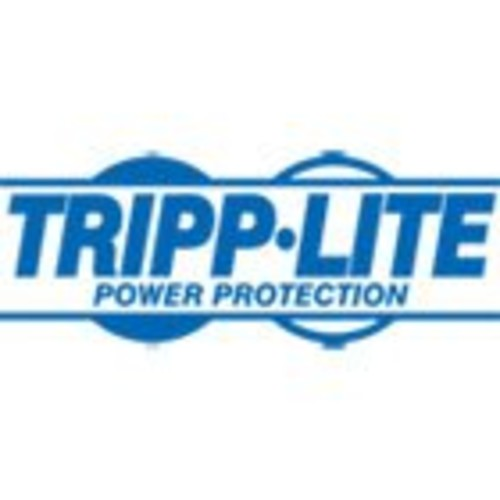 Tripp Lite 8 Outlet Surge Protector Power Strip, 8ft Cord Right Angle Plug, Tel/Modem, & $150K INSURANCE (TLP808TEL)