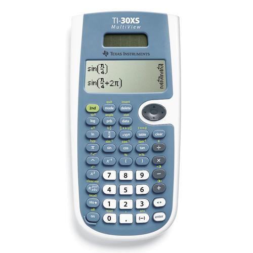 Texas Instruments TI-30XS MultiView Scientific Calculator TEXTI30XSMV