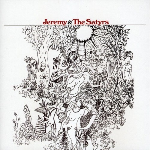 Jeremy and the Satyrs [CD]