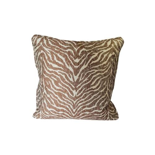 The Birch Tree Furniture Zebra Pillow