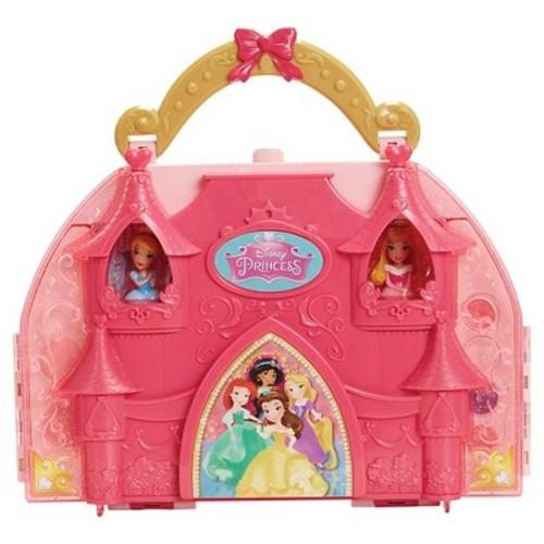 Disney Princess 9-pc. Little Kingdom Cosmetic Castle Vanity
