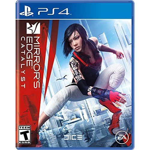 Mirror's Edge Catalyst - PlayStation 4 [Disc, Standard, PlayStation 4]