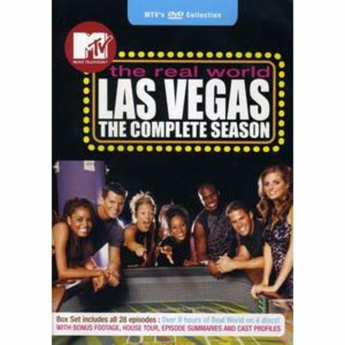 The Real World: Las Vegas - The Complete Season [4 Discs]