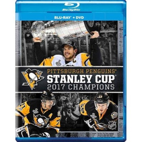 2017 Stanley Cup Champions [Blu-Ray] [DVD]