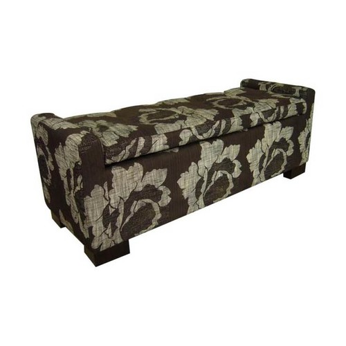 ORE International HB Black and White Bench