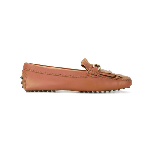 fringed bit loafers