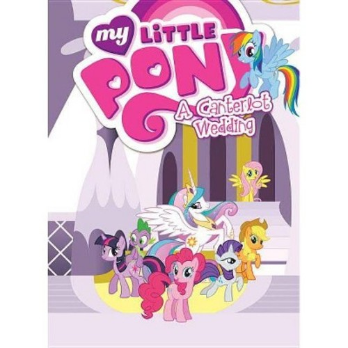 My Little Pony 5 : A Canterlot Wedding (Paperback) (Cindy Morrow)