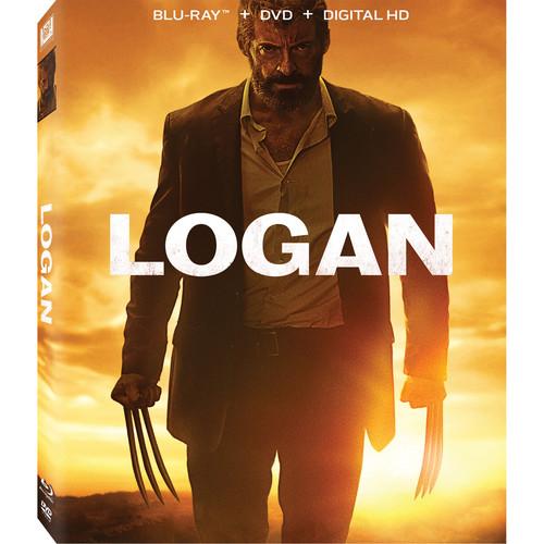 Logan (Blu-ray / DVD / Digital HD)