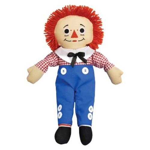 Raggedy Andy Doll - Exclusive