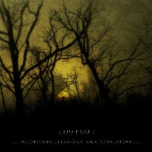 Withering Illusions and Desolation [CD]