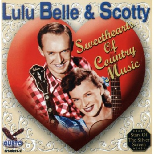 Sweethearts of Country Music [Gusto Records] [CD]