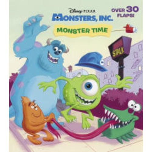 Monster Time (Disney/Pixar Monsters, Inc.)